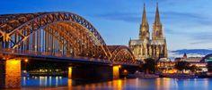 Die Hohenzollernbrücke in Köln ist die bekannteste Brücke für Liebesschlösser. Mehr zur Brücke gibts hier: http://www.dein-liebesschloss.de/bruecken/koeln-hohenzollernbruecke/
