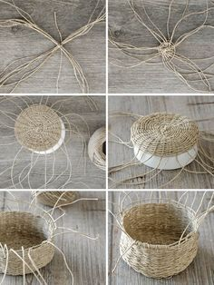 macrame plant hanger+macrame+macrame wall hanging+macrame patterns+macrame projects+macrame diy+macrame knots+macrame plant hanger diy+TWOME I Macrame & Natural Dyer Maker & Educator+MangoAndMore macrame studio Rope Crafts, Diy And Crafts, Arts And Crafts, Raffia Crafts, Rope Basket, Basket Weaving, Industrial Farmhouse Decor, Diy Décoration, Easy Diy