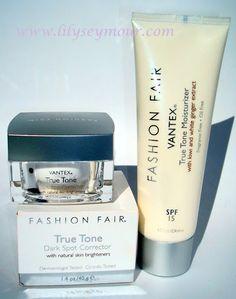Fashion fair vantex cream 54