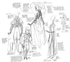 Action Cartooning with Ben Caldwell :: View topic - sithri costumes