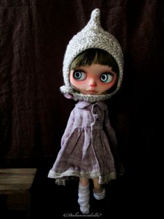 RESEVED/ One Customized OOAK Blythe Doll Tabatha por Dakawaiidolls