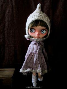 RESEVED/ One Customized OOAK Blythe Doll Tabatha por Dakawaiidolls