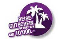 Gewinne mit Kiosk einen #Reisegutschein im Wert von CHF 10'000.- Zum #Gewinnspiel: http://www.alle-schweizer-wettbewerbe.ch/gewinne-einen-reisegutschein