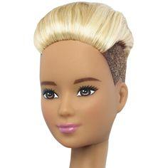 Barbie® Fashionistas™ 44 Leather & Ruffles Doll & Fashions - Tall  - Shop.Mattel.com