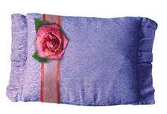 Make A Lavender Pillow -- A Fun Elderly Activity