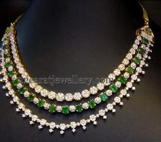 Jewellery Designs: Gold Necklace