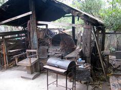 Tatacua - typischer Steinofen in Paraguay