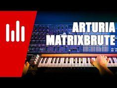 Arturia MatrixBrute: Analoger Synthesizer mit Modulationsmatrix [Video] - http://www.delamar.de/instrumente/arturia-matrixbrute-32326/?utm_source=Pinterest&utm_medium=post-id%2B32326&utm_campaign=autopost