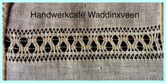 This is pretty woven work. Hand Embroidery Flowers, Hand Embroidery Stitches, Drawn Thread, Thread Work, Different Stitches, Hardanger Embroidery, Bargello, Cutwork, Pattern Books