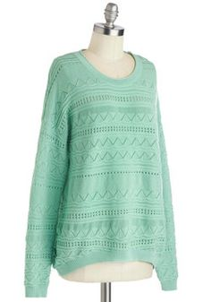 Baking Day Sweater, #ModCloth