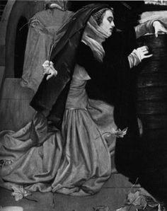 The Lady of Shalott  John Byam Liston Shaw  1898