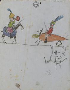 Los hijos de Darwin dibujaron sobre el manuscrito de 'El Origen de las Especies'.
