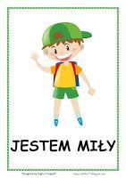 BLOG EDUKACYJNY DLA DZIECI: KODEKS PRZEDSZKOLAKA Colouring Pages, Montessori, Kindergarten, Preschool, Arts And Crafts, Clip Art, Teacher, Education, Blog