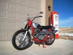 1965 Honda CL77  305cc Twin Cyl 4 spd
