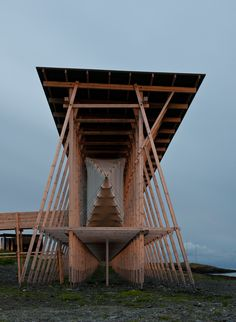 Timber Architecture, Timber Buildings, Sustainable Architecture, Architecture Details, Conservation Architecture, Wood Chair Design, Wood Facade, Timber Structure, Wood Detail