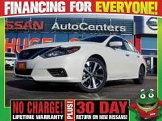 2016 Nissan Altima 2.5 SR - Back Up Camera - Paddle Shifters Sedan Wood River IL
