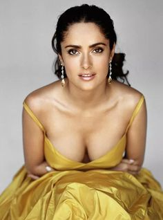 Salma Hayek Is Ready to Be a B... is listed (or ranked) 1 on the list The 49 Absolute Best Pictures of Salma Hayek