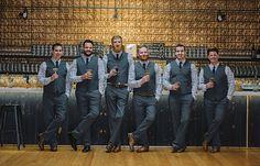 Rhinegeist Brewery - Rhinegeist Wedding - Erin Dowdy Photography