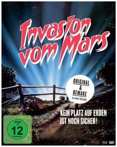 Invasion vom Mars erstmals ungekürzt auf Blu-ray
