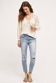 Jean Shop Patty Skinny Crop Jeans
