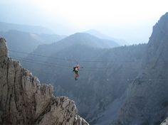 Klettersteig: Kaiserschild - Klettersteig in Österreich, -Steiermark im Gebirge/Berg Ennstaler Alpen/Kaiserschild