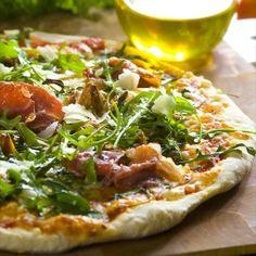 Calzone, Vegetable Pizza, Pesto, Prosciutto, Vegetables, Food, Breads, Bread Rolls, Essen