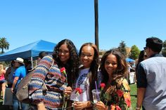 """Loyola Marymount University in Los Angeles, California - Undergraduate Admission August 2014! Students rode the heat wave all the way to """"Club Carnival"""" in order to explore their extra-curricular options, not to mention the food trucks! http://studyusa.com/"""