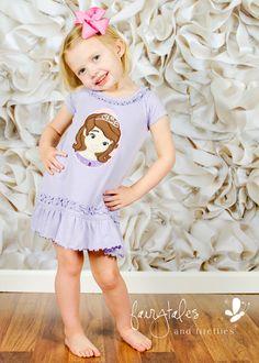 Sofia the First Dress - Disney Sofia Dress - Sophia the First Dress - Princess Dress - Disney Vacation Dress - Sofia Dress