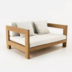 Coast Teak Outdoor Club Chair