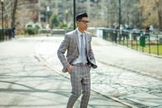 If The Suit Fits A Spring Suit With Some...   Closet Freaks   Menswear Blog By Anthony Urbano