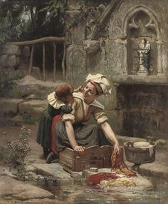 Frederick Arthur Bridgman (American, 1847-1928) | Mother's little helper | 19TH CENTURY EUROPEAN ART Auction | Paintings, oil | Christie's www.christies.com280 × 340Buscar por imagen Frederick Arthur Bridgman (American, 1847-1928) Chen Yifei - Buscar con Google