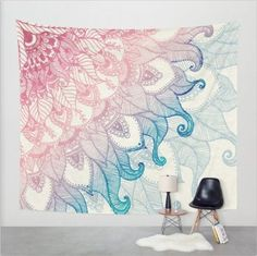 'Faded' Tapestry