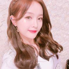 Xuan Yi Yuehua Entertainment, Starship Entertainment, Xuan Yi, Cosmic Girls, Hoop Earrings, Kpop, Produce 101, Korean, Fashion