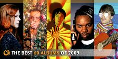 The Best 60 Albums of 2009