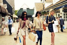 Outlet Malls Are The New Global Tourism Destinations Of Europe | Travel IQ - March 7, 2013