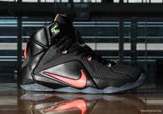 """Nike LeBron 12 """"Data"""" - gift for the god son? maybe..."""