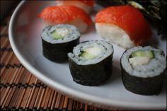 Sushi recipies - Sushifiilistelyä – Ruoka.fi