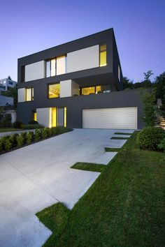 Villa M by Architektonicke Studio Atrium | Martin Pitonak