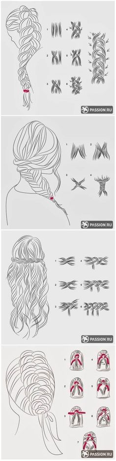 Learn How to Braid Your Hair: