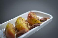 Restovaná jablka (Roasted apples) – Chef MUM Roasted Apples, Paleo, Baked Potato, French Toast, Gluten, Potatoes, Healthy Recipes, Baking, Breakfast