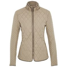 Rare Earth Athena Quilt Puffer - Jackets - Clothing