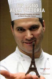 Un Anno alla Vittoria, Davide Comaschi Campione delmondo al World Chocolate Masters