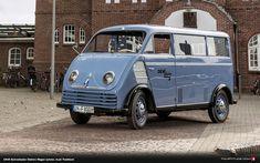 DKW Schnellaster Elektro Wagen
