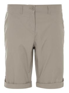 7. Mink cotton Knee Shorts