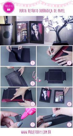 8 lembrancinhas com papel faça você mesmo