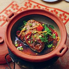 Find #FishCurry passé? Try this delish #Caramel #Fish with #Galangal instead. Get recipe for this and other must-try #Vietnamese classics in BBC Good Food India's July issue.