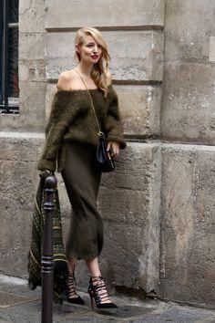 Knitted khaki ohhcouture 1 Stricken, Damenmode, Mode Für Frauen, Farben,  Anziehen, Kleidung, Street 20c6126102