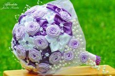 Svadobné kytice - ich pestrosť a originalita