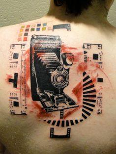 Interesting tattoo concepts...