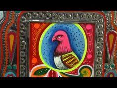 Truck art pakistan- youtube video